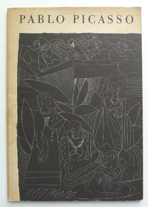 pablo picasso lithographs 1945 1947