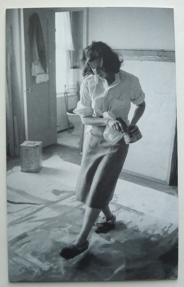 Painted on 21st Street Helen Frankenthaler Helen Frankenthaler from 1950 to 1959